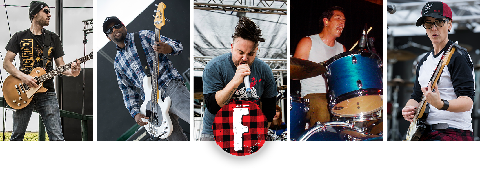 Flannel – Bay Area's Premiere '90s Alternative & Grunge