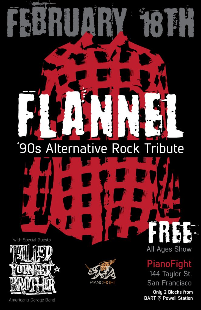 Flannel_PianoFight_poster_11x17_170218