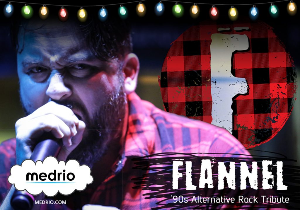 flannel-90s-band-medrio-holiday-party