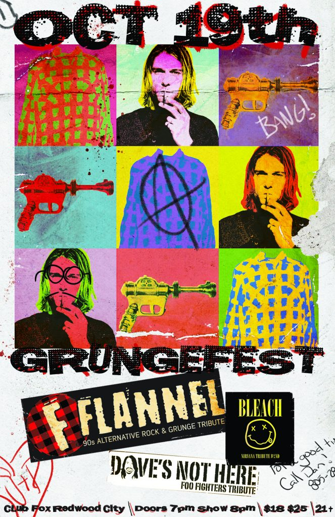 Flannel-club-fox-grungefest-bleach-daves-not-here-october-19-2019